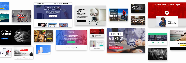 Knoxville Web Design, SEO, Hosting | Landing Pages 1