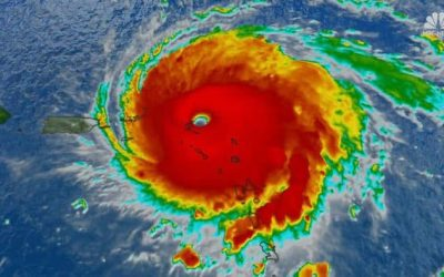 Hurricane Irma is coming… is your data safe?